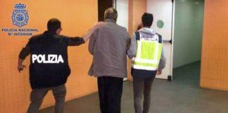 El juez envía a prisión provisional al criminal Fausto Pellegrinetti