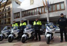 La Policía Local de Novelda estrena dos motocicletas