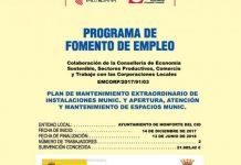 El Servef concedió dos puestos de trabajo al Ayuntamiento de Monforte