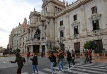 Ribó adelanta la peatonalización de la plaza del Ayuntamiento a este mandato