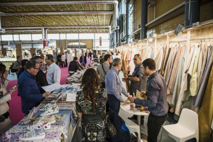 21 empresas de Elche participan estos dias en la feria de componentes del calzado Lineapelle, en Milan