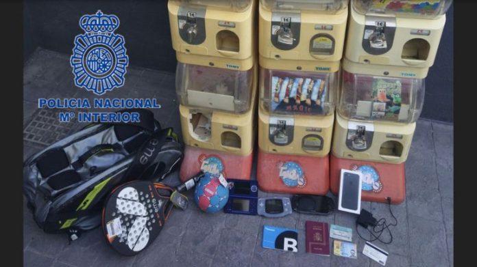 Detenido falso comercial en Alicante por robar datos personales para estafar