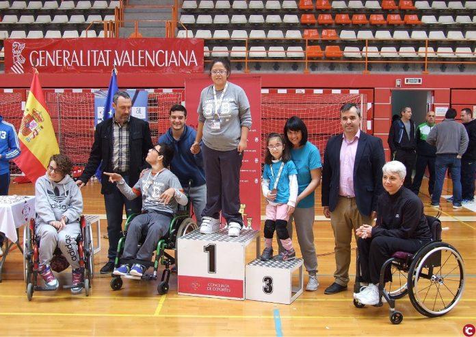 Aspe elegida de nuevo sede de la jornada de juegos adaptados de la Comunidad Valenciana