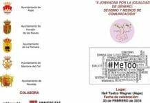 Aspe: Jornadas sobre sexismo y medios de comunicación en el Wagner