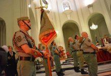 Gran acogida para la Hermandad de Veteranos Legionarios de Elda y Petrer