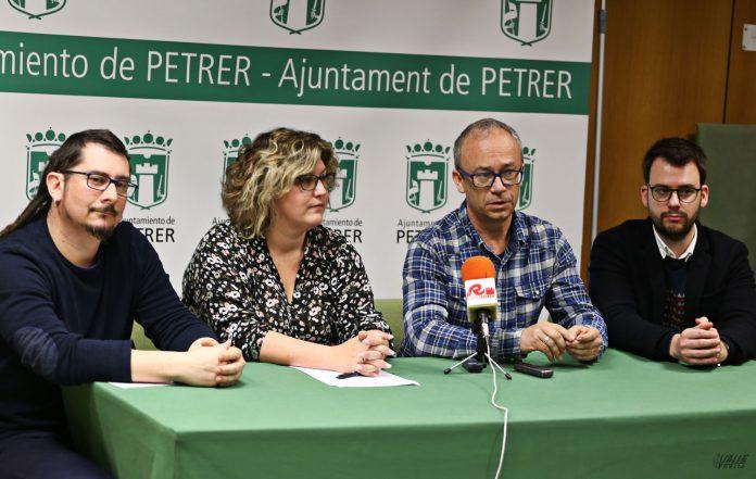 Petrer: El pleno exigirá al gobierno central unas pensiones dignas