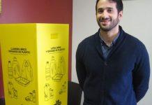 Novelda: Campaña para potenciar el reciclaje en el sector de la restauración