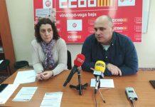 Confirmadas las concentraciones del 8 de marzo en el Hospital de Elda y Ayuntamientos de la comarca