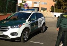 La Guardia Civil investiga un intento de secuestro de un menor en un colegio de Madrid