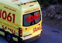 Muere un hombre al saltar su coche la mediana y dar varias vueltas de campana en Requena