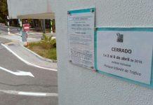 Ilicitanos por Elche denuncia el cierre del Parque de Tráfico en Semana Santa