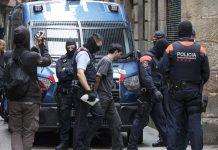 La delincuencia subió un 4,18% en el 2017 en Catalunya