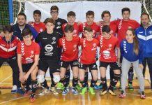 Futbol Sala: El Nueva Elda se proclama campeón del torneo 'Kelme-Ciudad de Segovia'