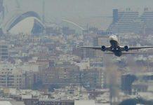 Los aeropuertos de Alicante y Valencia ganan casi medio millón de pasajeros