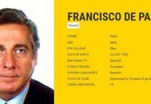 El pederasta español más buscado se escondía en Palafrugell