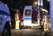 Bomberos intervienen en tres viviendas incendiadas en Alicante en menos de 12 horas por culpa de una estufa