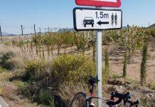 Ciudadanos Petrer pide medidas para incrementar la seguridad de los ciclistas