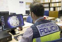 Dos detenidos en Alicante de una red internacional que distribuía pornografía infantil por Skype