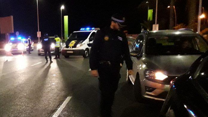 Alicante: Denunciado taxista al dar positivo en consumo de estupefacientes