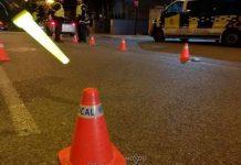 Sucesos: Denunciado un local por vender alcohol fuera de hora y a dos varones por conducir ebrios