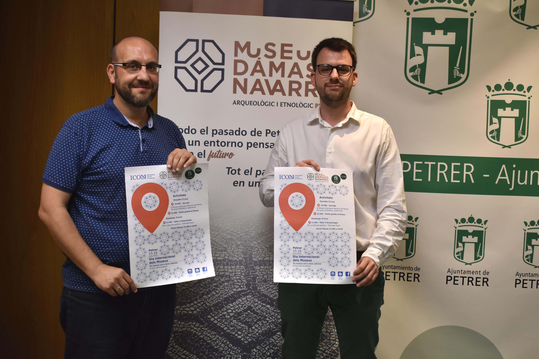 El patrimonio y las tradiciones de Petrer inundarán el Museo Dámaso Navarro por el Día de los Museos