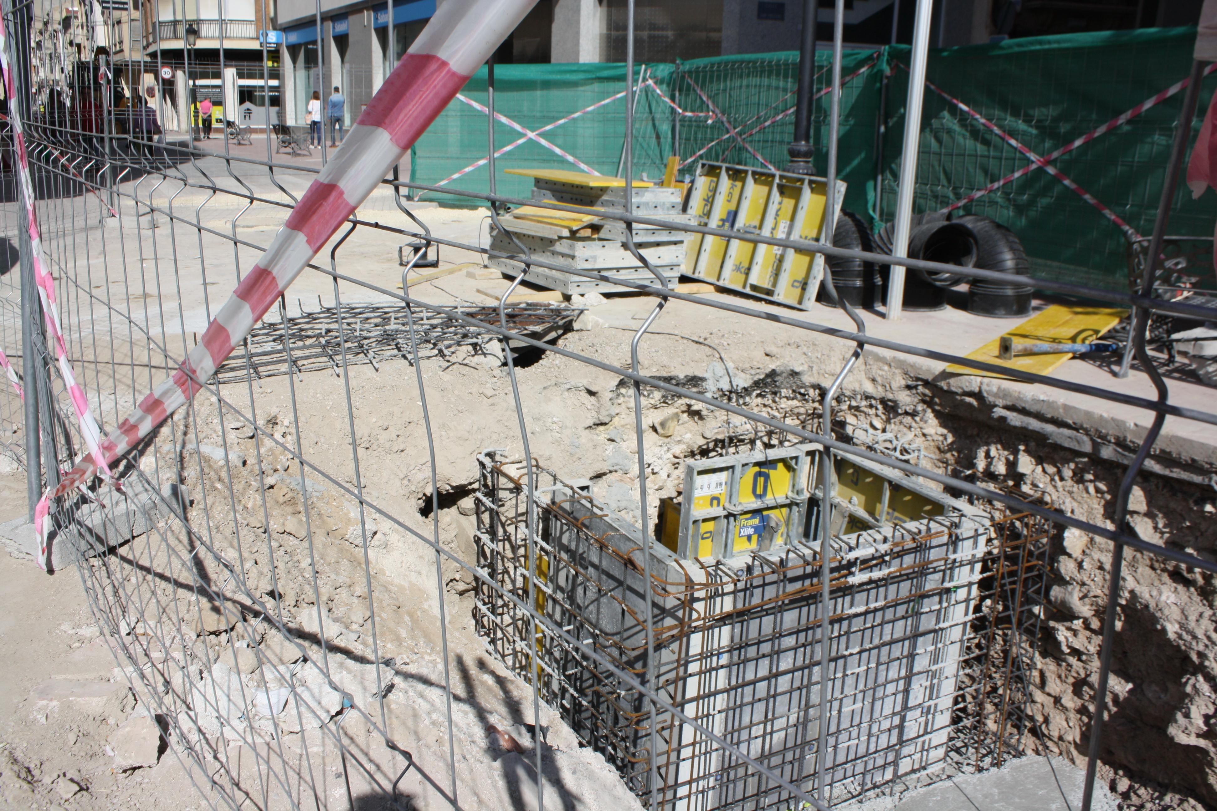 NOVELDA: El colector centro de pluviales aprovechará una infraestructura preexistente para finalizar la obra