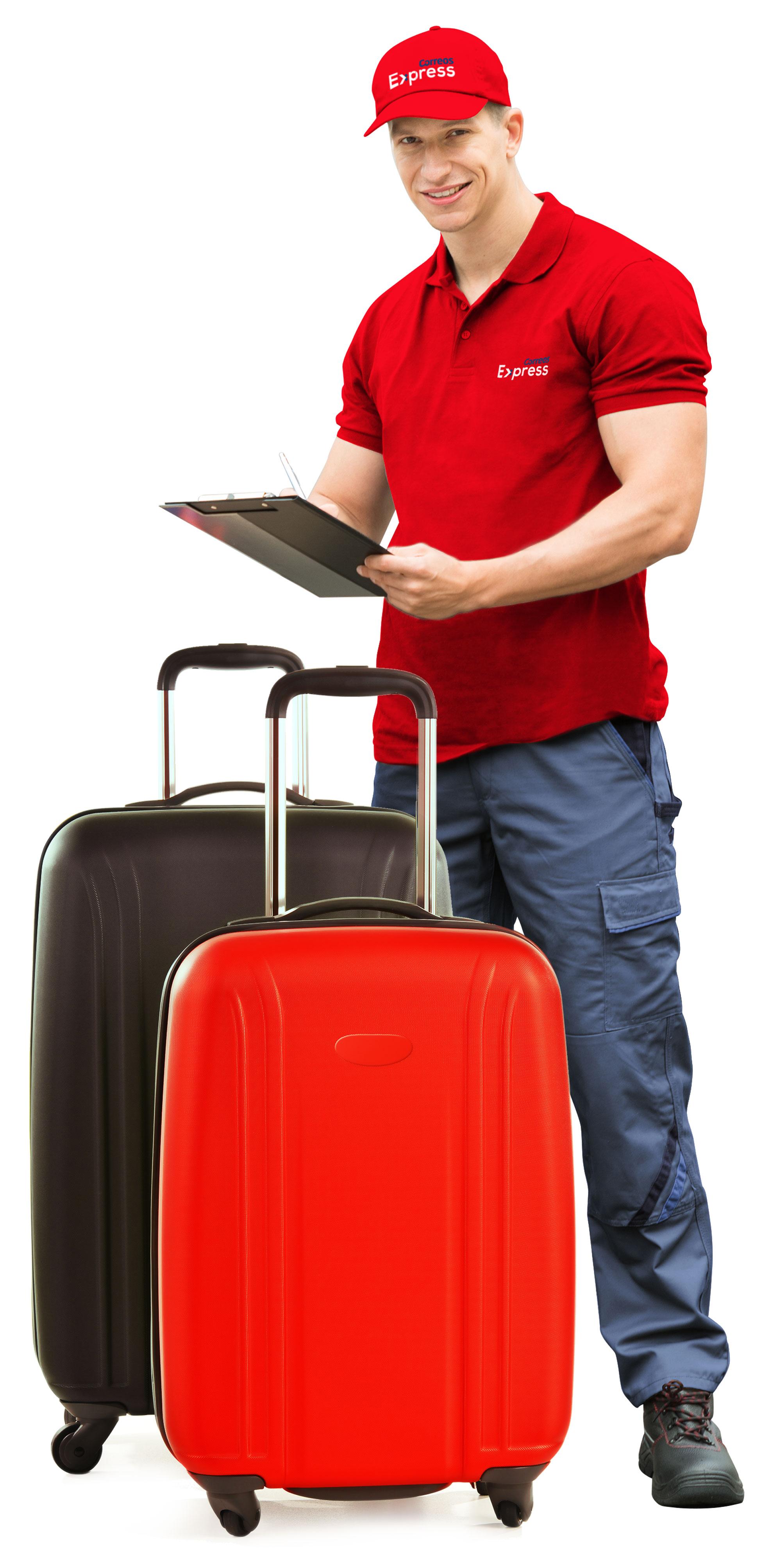 El Grupo Correos traslada las maletas desde la Comunidad Valenciana a tu lugar de vacaciones