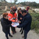 """Petrer actúa en las áreas recreativas de """"Finca Ferrusa"""" y """"Campamento de Caprala"""" para evitar incendios forestales"""