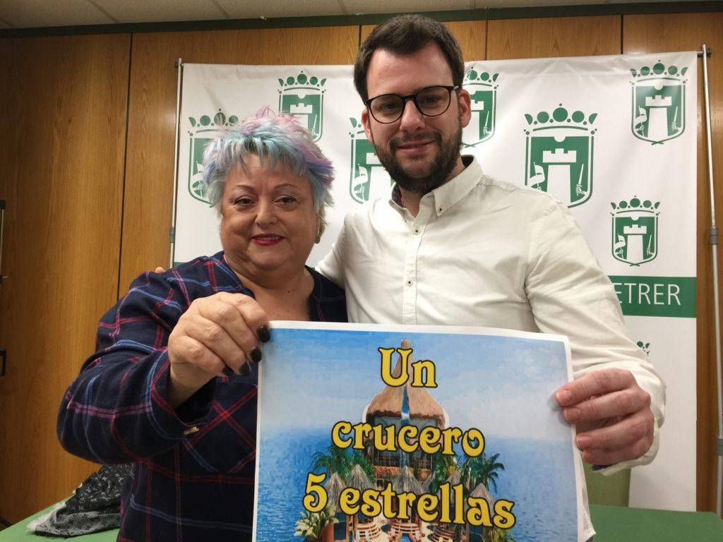 """""""Un crucero 5 estrellas"""" vuelve a atracar en el teatro Cervantes el 18 de enero"""