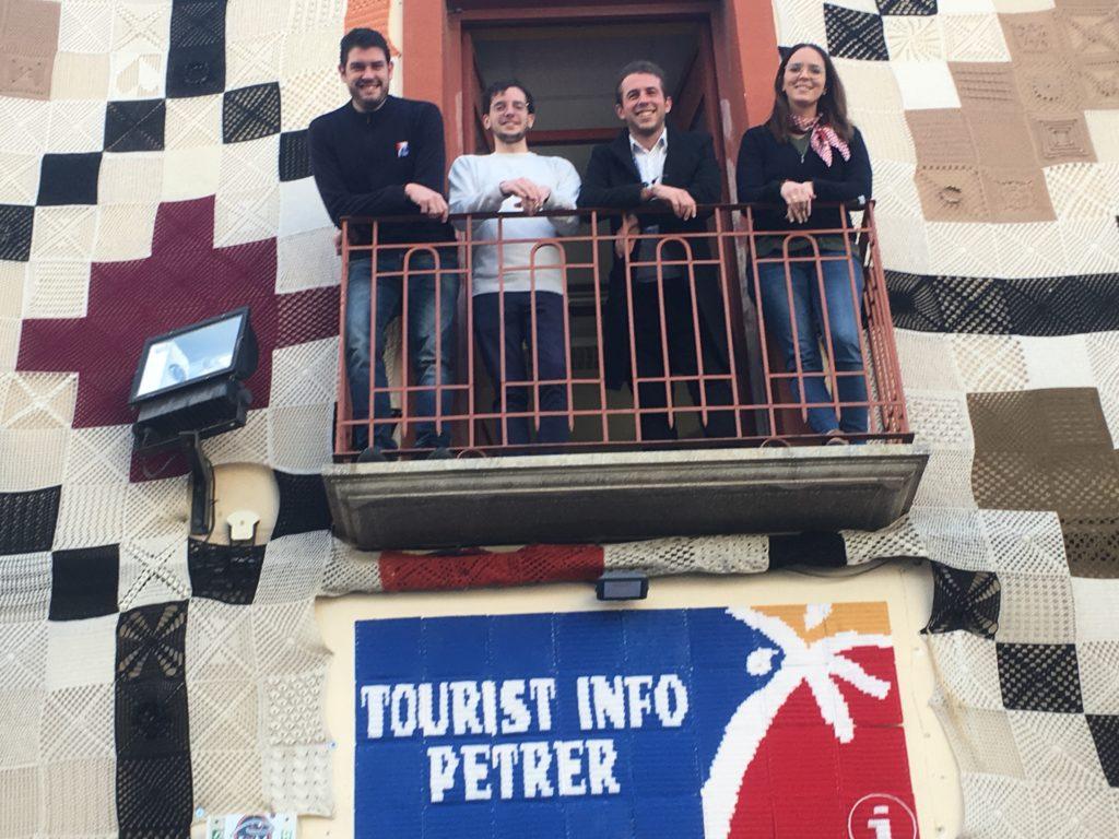 Petrer supera por primera vez la barrera de los 20.000 turistas e incrementa en un 50% el número de visitantes a la ciudad