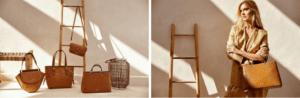 La marca de bolsos alicantina Binnari estrena tienda online