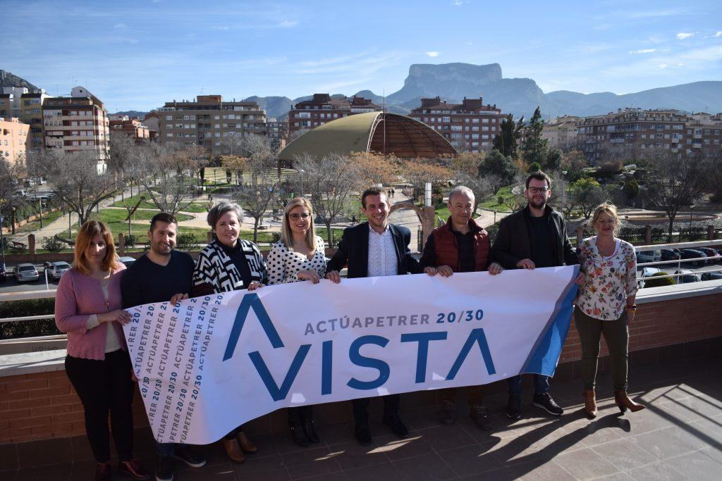 Petrer presenta AVISTA, la estrategia para planificar su futuro desde la participación