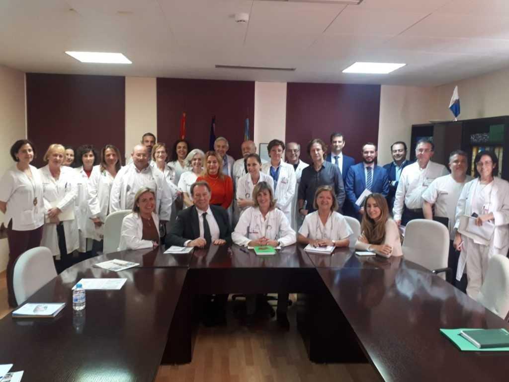 FORO DE PACIENTES DE LA FUNDACIÓN ECONOMÍA Y SALUD EN ALICANTE
