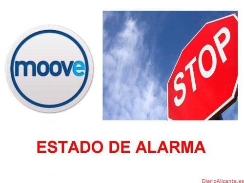 VTC y coronavirus: Moove Cars cesa su actividad por el estado de alarma