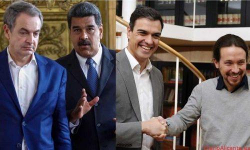 Pedro Sánchez y Pablo Iglesias: ASESINOS
