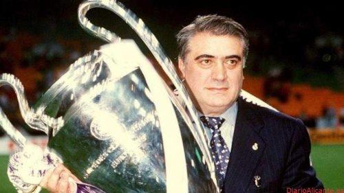 Fallece Lorenzo Sanz en Presidente del Real Madrid a causa del coronavirus
