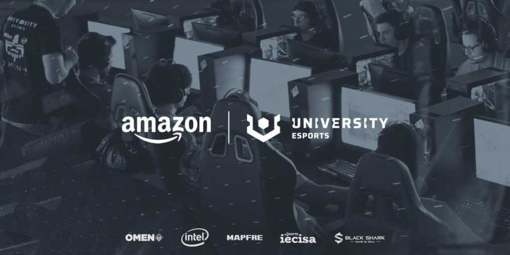 Black Shark nuevo partner de la liga Amazon University Esports