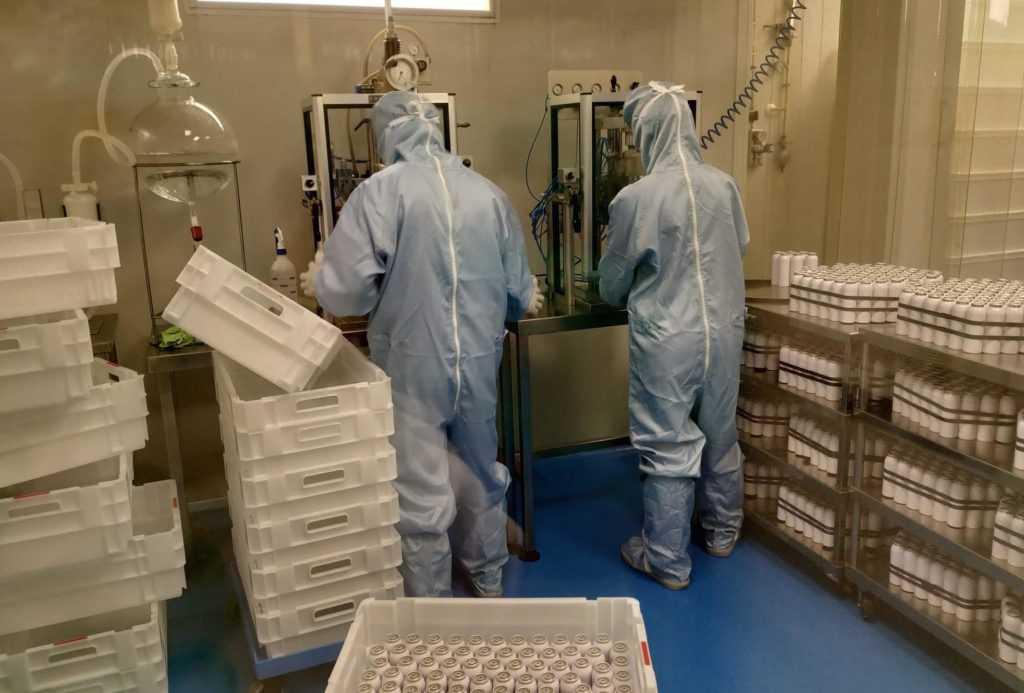 Medidas adoptadas por Quinton frente al COVID-19: teletrabajo y prevención en su planta de producción