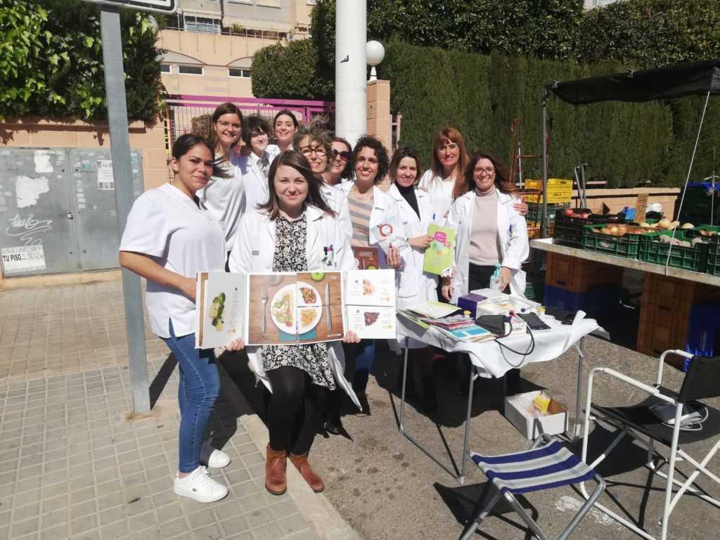 """El centro de Salud de Altabix del Departamento del Hospital General de Elche se suma a la iniciativa """"Nursing Now"""""""