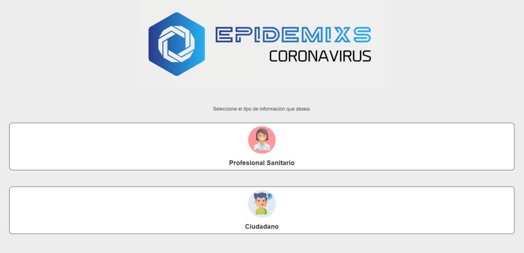EpidemiXs Coronavirus: la herramienta digital que ofrece información validada por personal sanitario