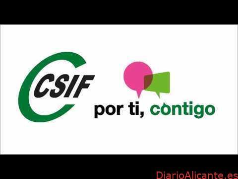 CSIF exige a Educación que retome las dos adjudicaciones a la semana de plazas docentes y que no deje alumnos sin atender