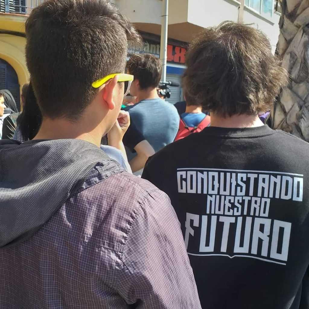 Estudiantes en lucha elabora una serie de propuestas para paliar la situación ocasionada por la crisis sanitaria