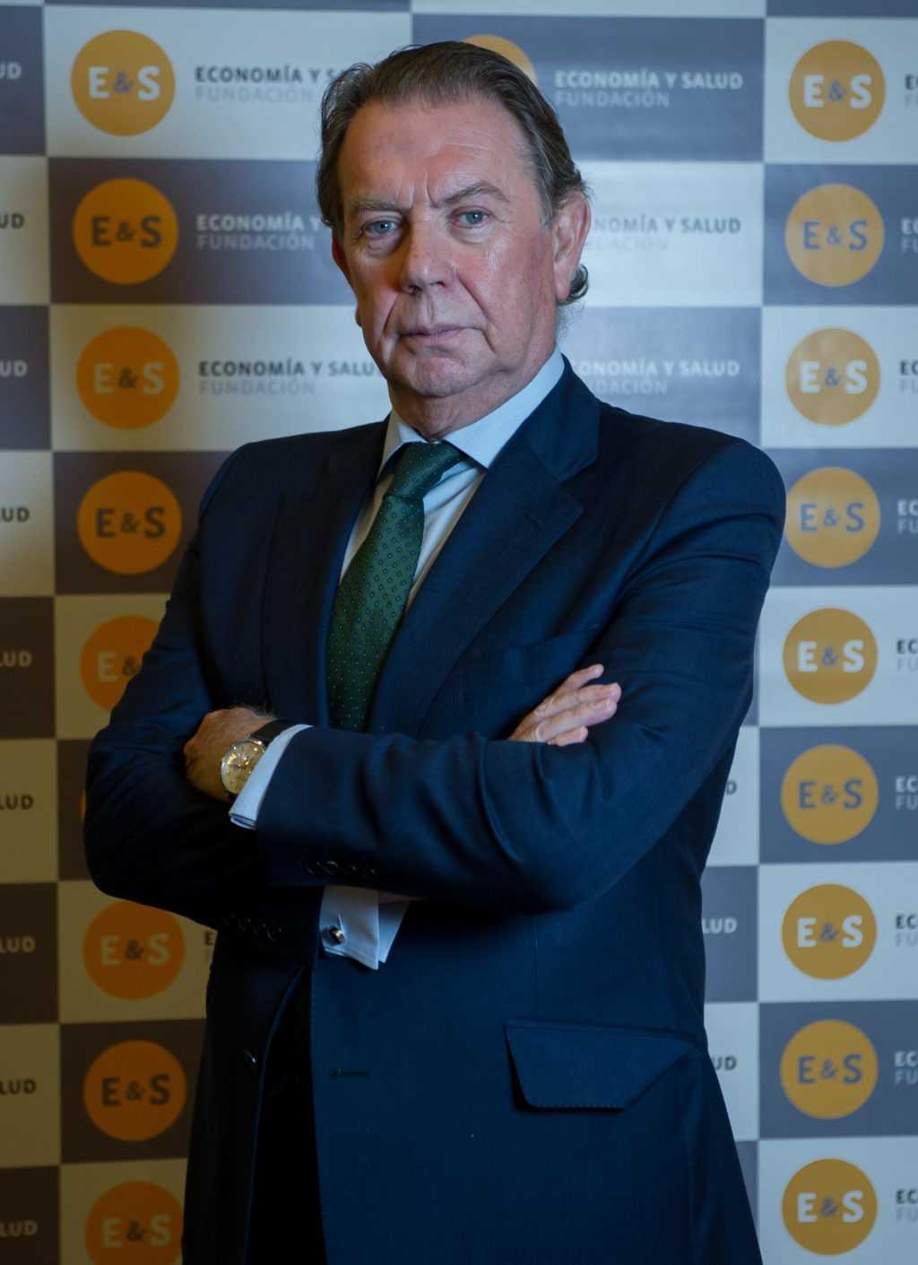 Declaraciones del presidente de la Fundación Economía y Salud, Alberto Giménez Artés