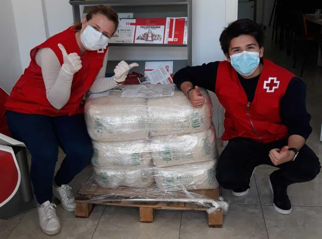 Agriculturas Diversas SL dona carne de ibérico y arroz bomba al personal sanitario de IFEMA
