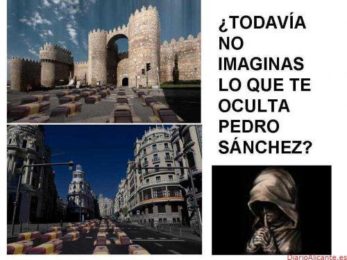 ¿Todavía no te imaginas lo que Pedro Sánchez te oculta?
