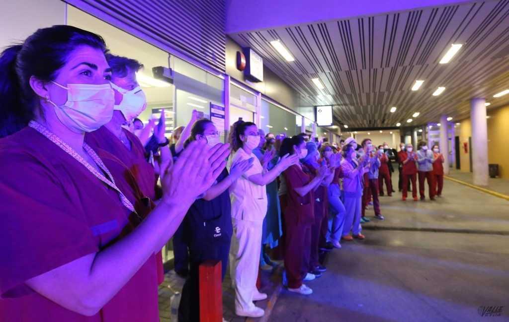 El Hospital de Elda agradece las cientos de donaciones de la ciudadanía