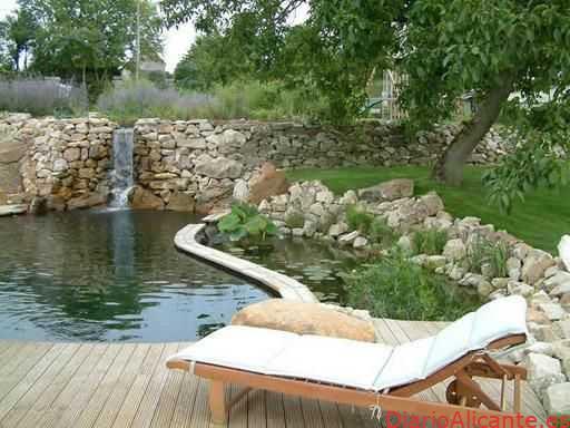 Beneficios de la construcción de piscinas naturales