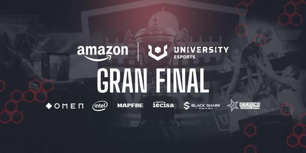 Llega la Gran Final de la Liga Amazon University Esports 2019-2020