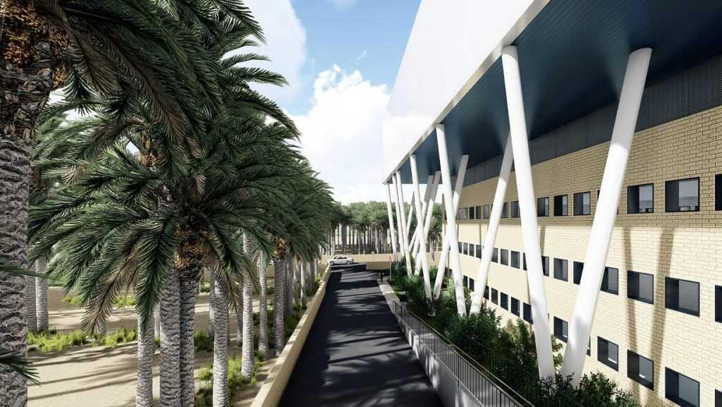 El Hospital General de Elche contará con 13 nuevos quirófanos para mejorar e incrementar su actividad asistencial