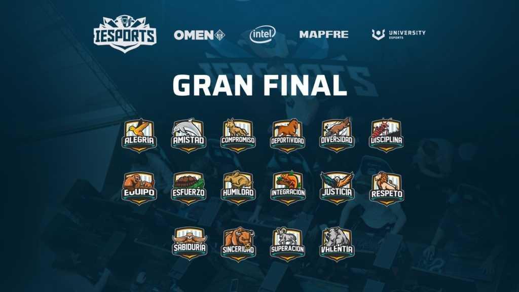 Más de doce equipos se enfrentarán en esta Gran Final online para convertirse en ganadores de la presente Temporada, curso 2019-2020